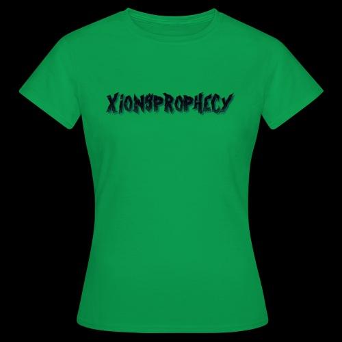 XPShirtLogo4Blue - Women's T-Shirt