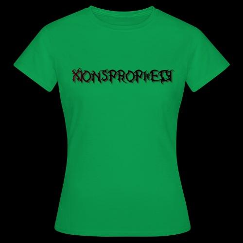 XPShirtLogo5Red - Women's T-Shirt