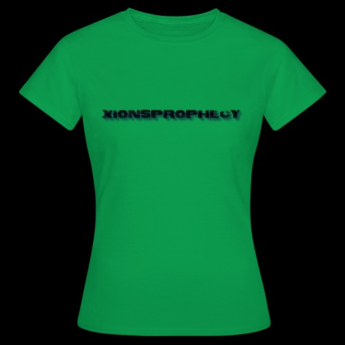 XPShirtLogo3Blue - Women's T-Shirt