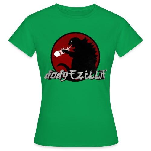Dodgezilla classique - T-shirt Femme