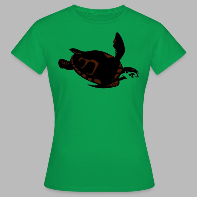 Green Turtle Schildkröte