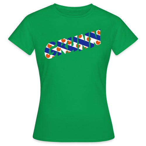 Grunn - Vrouwen T-shirt