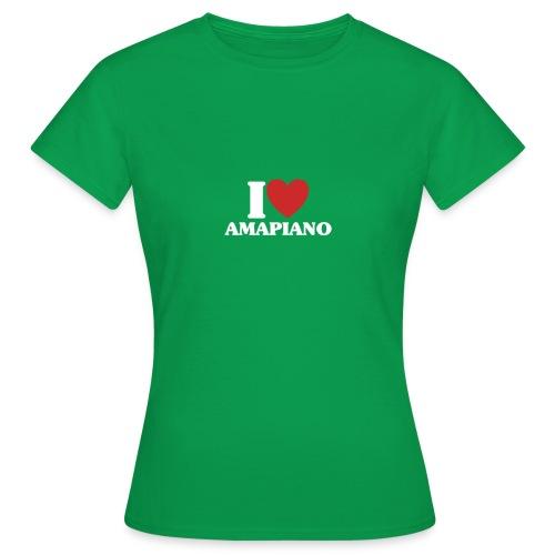 AMAPIANO 02 - Camiseta mujer