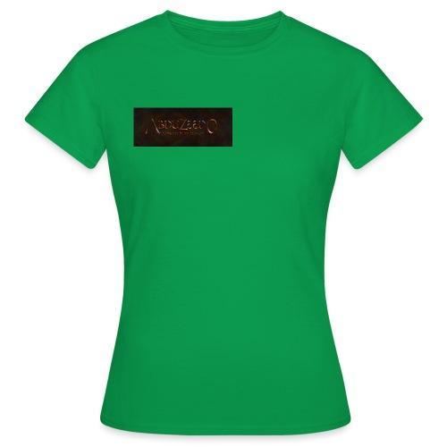 Step 10 - Women's T-Shirt