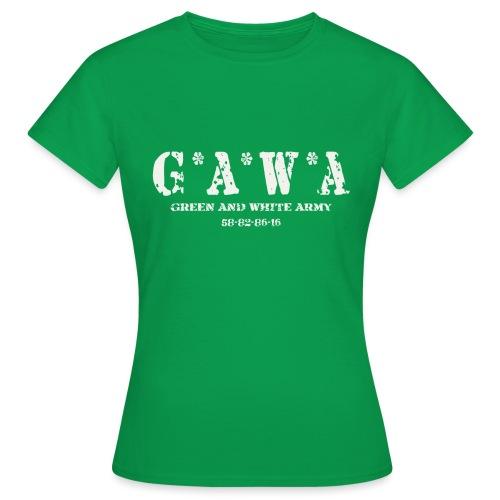 Northern Irelans GAWA bag - Women's T-Shirt