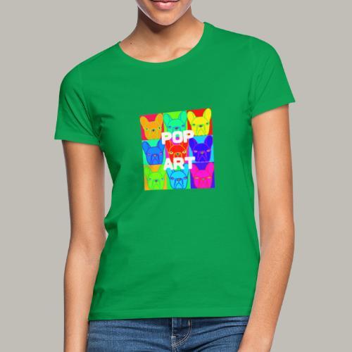 L'art de la Pop - T-shirt Femme