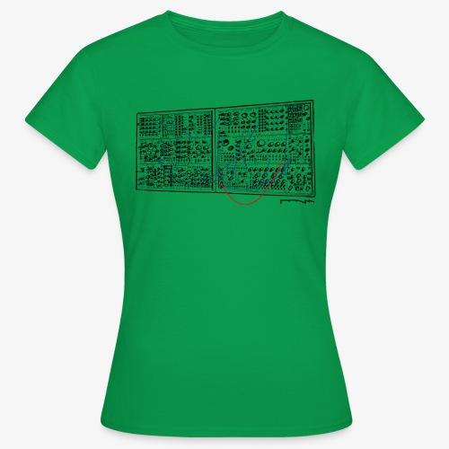 Modular Wires Light - Women's T-Shirt
