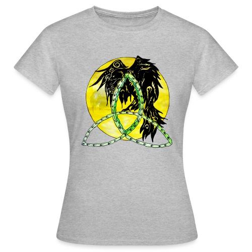tribalrabe2 - Frauen T-Shirt