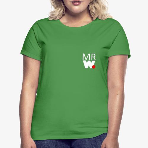 MR W Logo - Women's T-Shirt