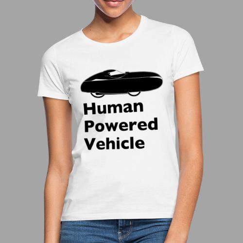 Quest Human Powered Vehicle 2 black - Naisten t-paita
