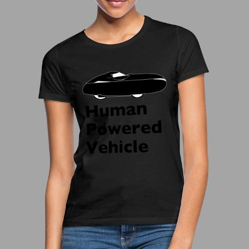 Quest Human Powered Vehicle 2 black - Naisten t-paita