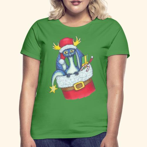 Juldrake - T-shirt dam