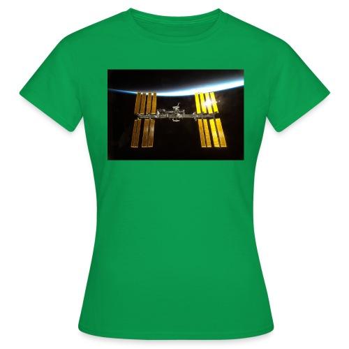 sts130 iss2 l - Frauen T-Shirt