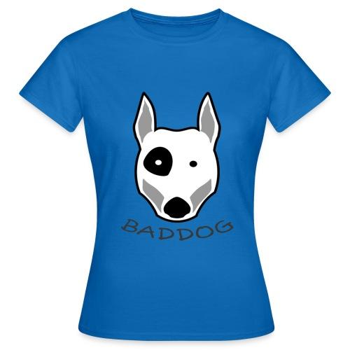 BADDOG - T-shirt Femme