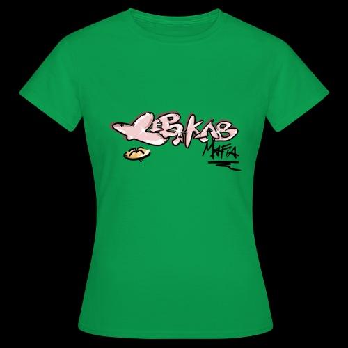 Lebakas Mafia - Frauen T-Shirt