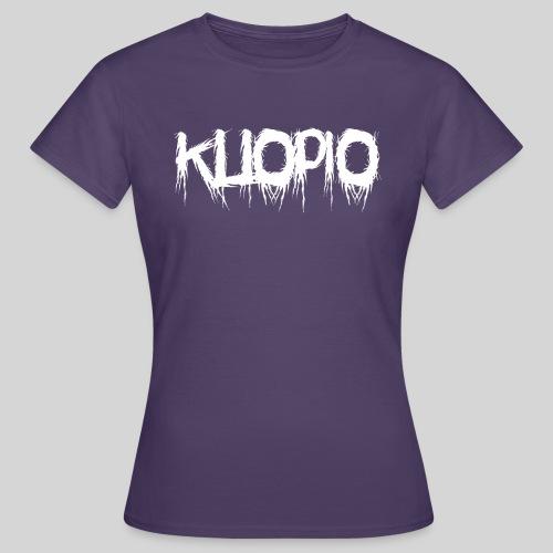 Kuopio - Naisten t-paita