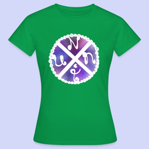 Nuni! cross, NuniDK Collection - Female top - Dame-T-shirt