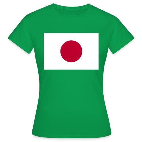 Small Japanese flag - Women's T-Shirt