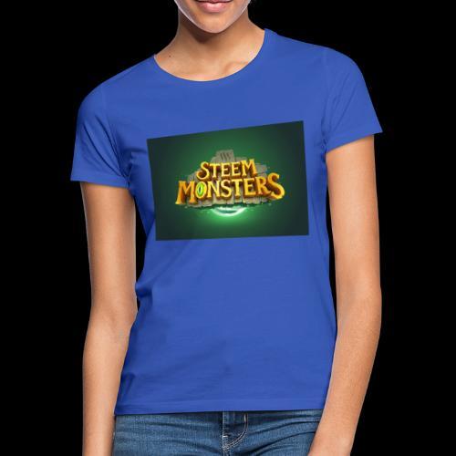steem monsters - Frauen T-Shirt