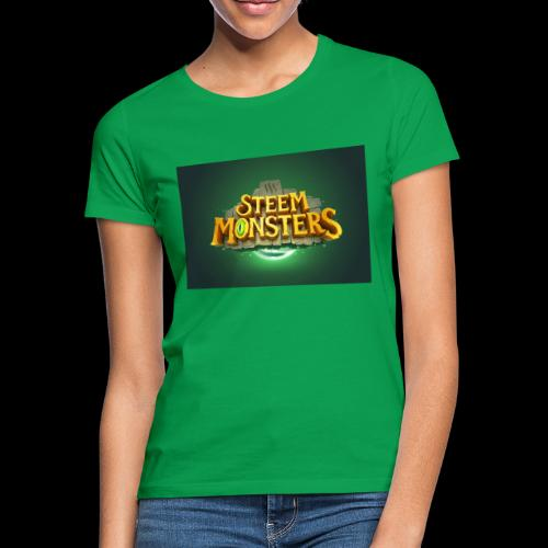 steem monsters - Frauen T-Shirt