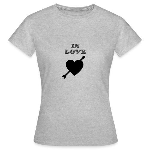 I'm In Love - Maglietta da donna