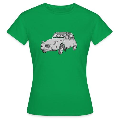 Ma Deuch est fantastique - T-shirt Femme