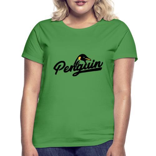 Pingüinos - Camiseta mujer