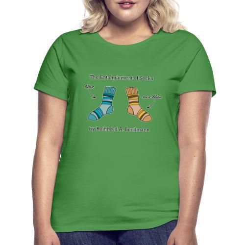 The Entanglement of Socks - Women's T-Shirt