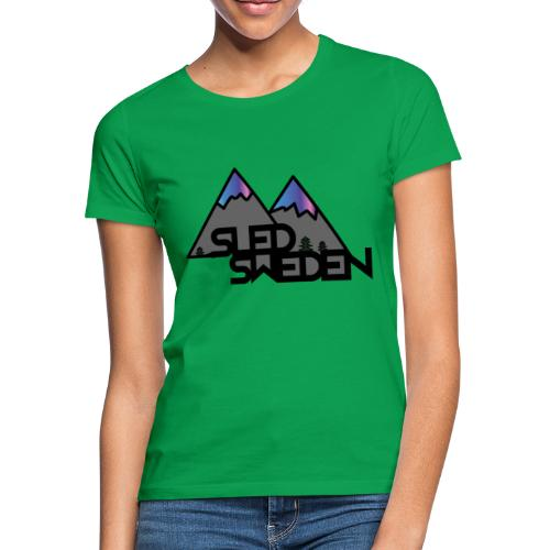 SledSweden Official Logo Special Edition - T-shirt dam