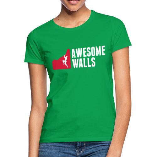 Climbing Equipment - Women's T-Shirt