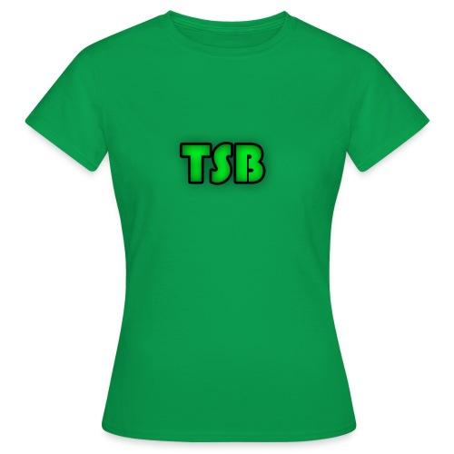 TSB logo - Women's T-Shirt