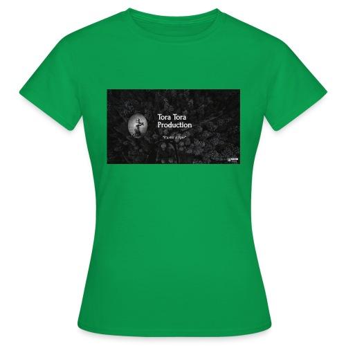 TORA TORA PRODUCTION - T-shirt Femme