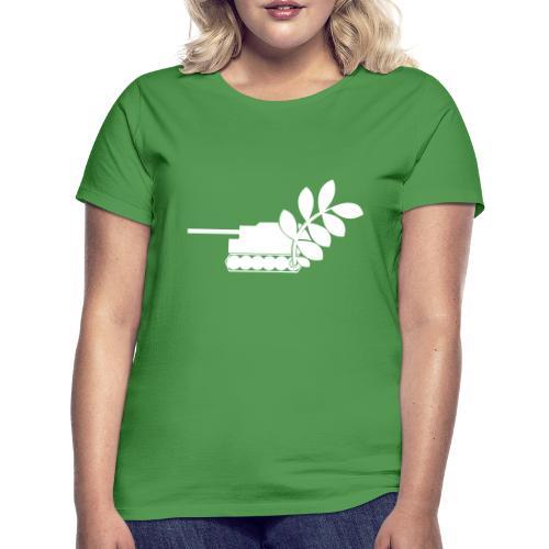 Global Campaign on Military Spending Logo v1 - Women's T-Shirt