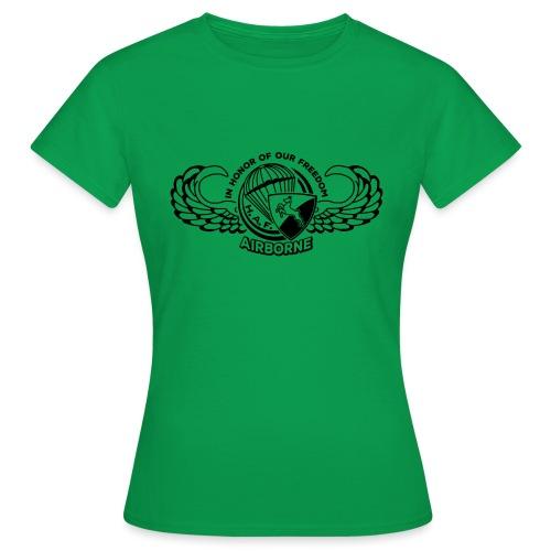 HAF tshirt back2015 - Women's T-Shirt