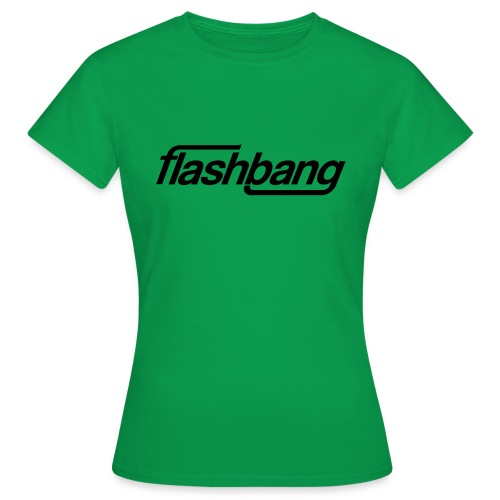 FlashBang Enkel - 100kr Donation - T-shirt dam