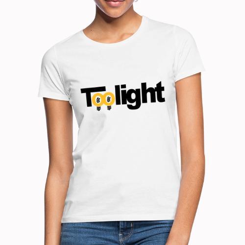 toolight off - Maglietta da donna