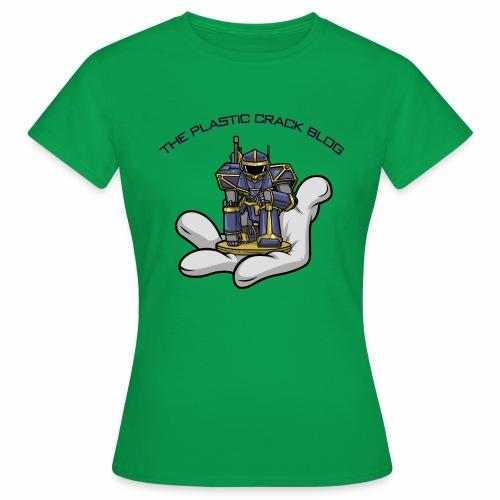 Plastic Crack Blog - Women's T-Shirt