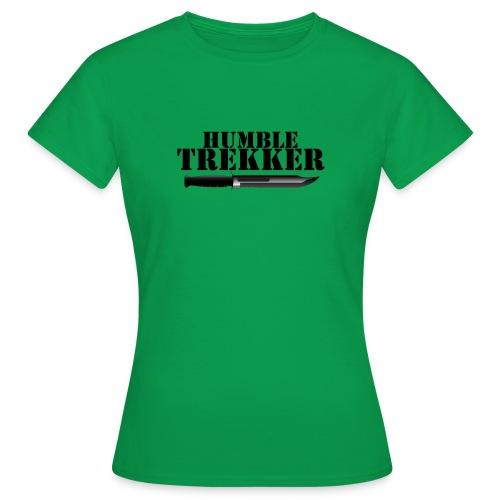Humble Trekker KaBar - T-shirt dam