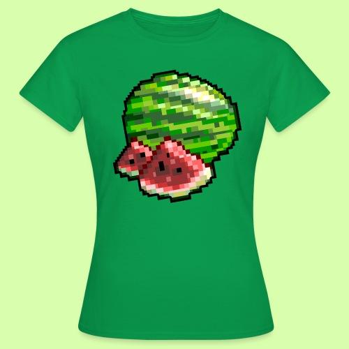 Niss3 Melon - T-shirt dam