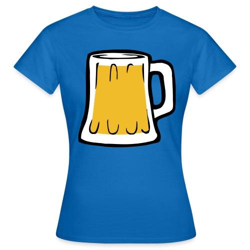 Boccale birra - Maglietta da donna