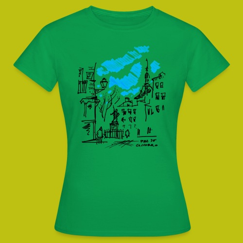 Plaza de Cascorro - Camiseta mujer