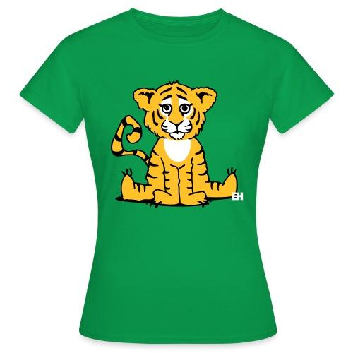 Tiger cub - Women's T-Shirt