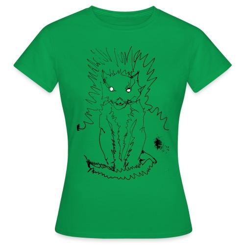der graue Katzer - Frauen T-Shirt