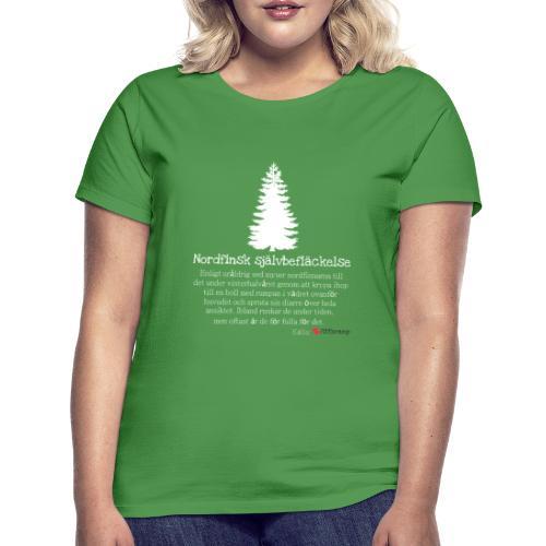 Nordfinsk självbefläckelse - T-shirt dam