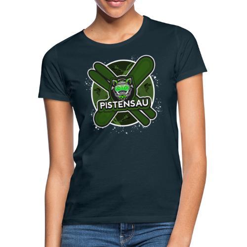 PistenSau NuClear - Frauen T-Shirt
