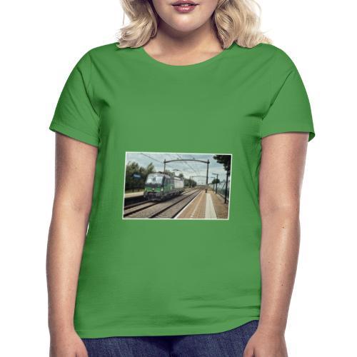 Goederentrein in Breda Prinsenbeek - Vrouwen T-shirt