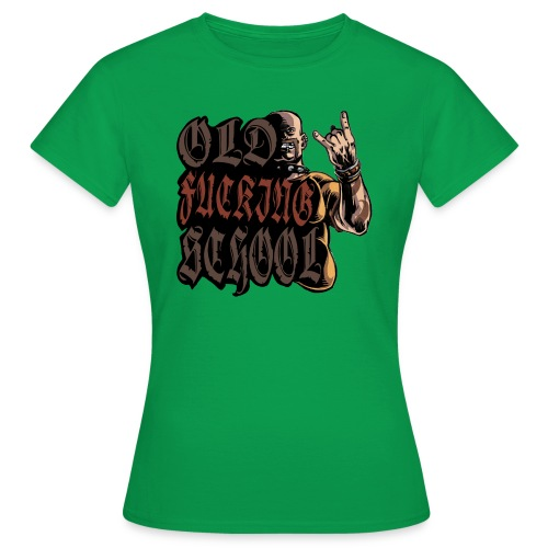 ts mmx tony color - T-shirt Femme