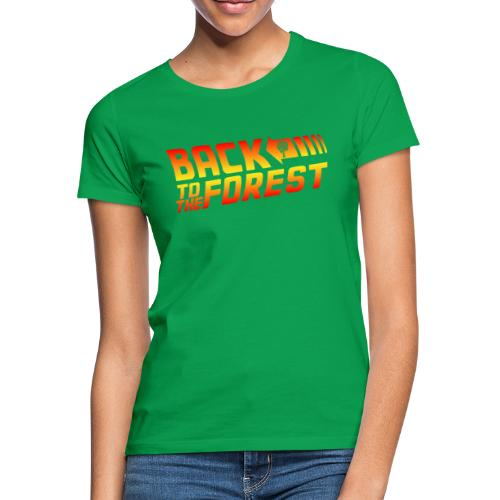 Back To The Forest - Women's T-Shirt