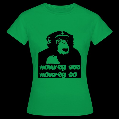 chimp - Frauen T-Shirt