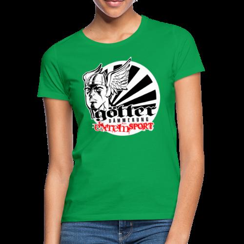 GÖTTERDÄMMERUNG - Frauen T-Shirt